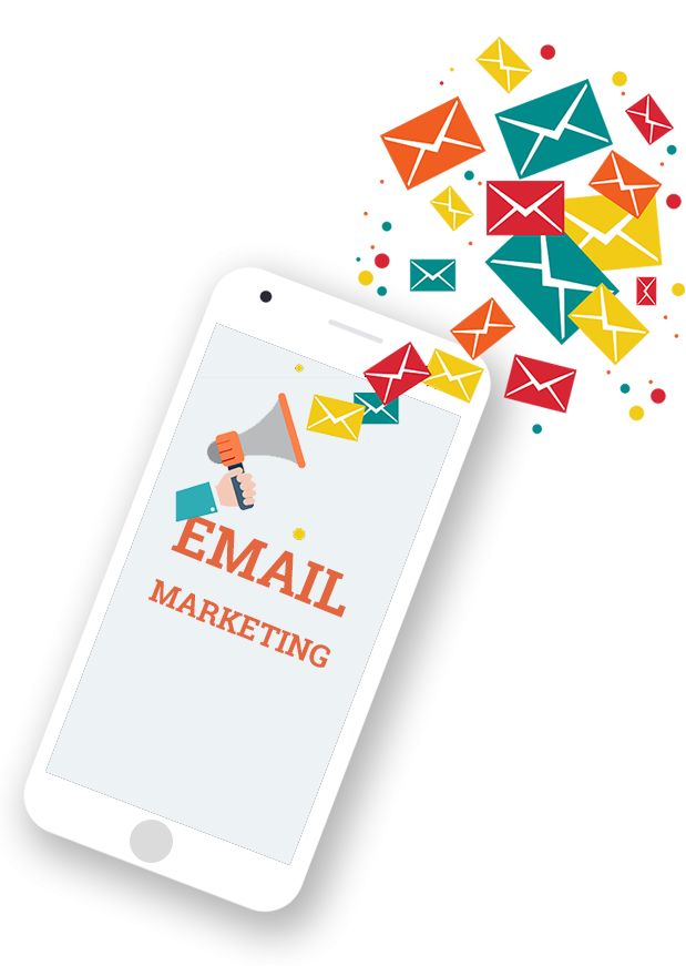 Email Marketing Mobile Image