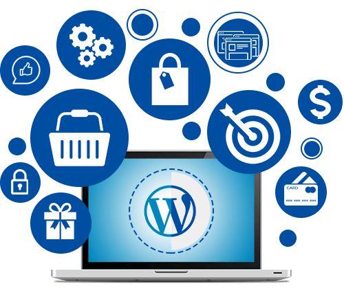wordpress Web Development services Image